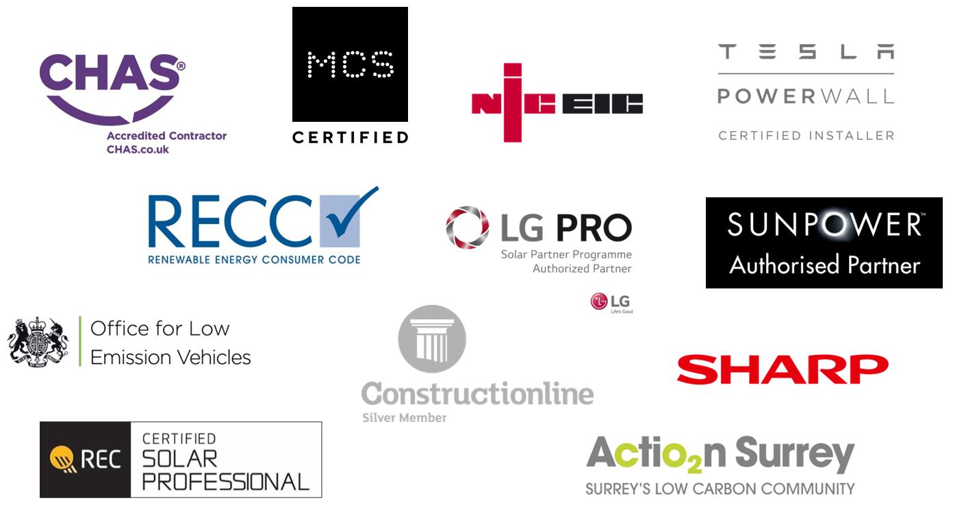 Accreditation logos Dec 20