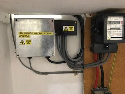 Export meter