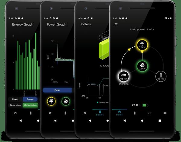 GivEnergy app