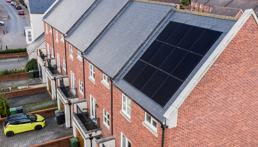Homeowners renewable energy