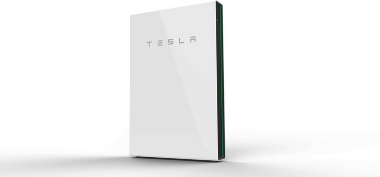 Tesla Powerwall 2 - Tesla battery solar