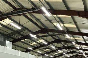 spirit energy LED emergency lighting