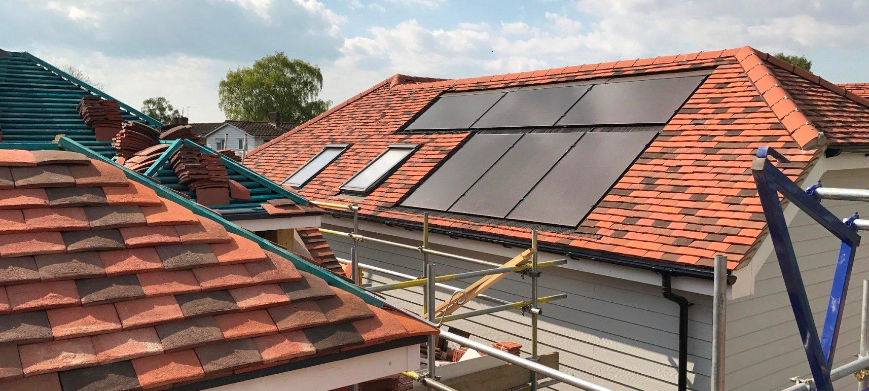 Viridian In Roof Solar