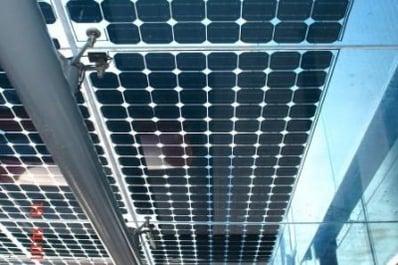 Solar Glass Spirit Energy