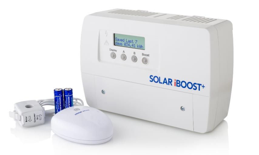 solar iboost