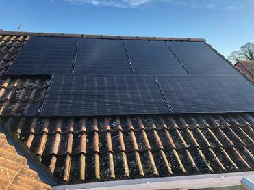 Longstanton, Cambridgeshire - 6.5 kWp (Nov '20)