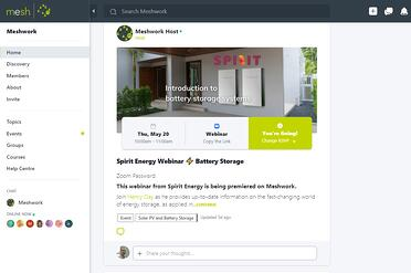 Introducing Meshwork: A Network for Sustainable Building Professionals