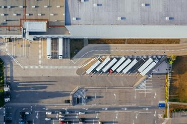 Solar Panels for Warehouses and Distribution Centres