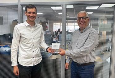 Spirit Energy Wins Tesla Installer Award