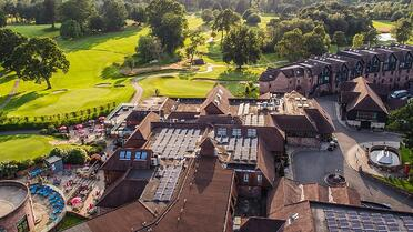 Old Thorns Hotel and Golf Club - 217 kWp (June '21)
