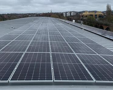 University of Worcester Arena - 100 kWp (March '21)
