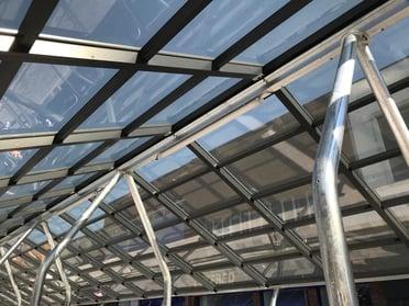 West Bromwich High Street Market Stalls - 22 kWp (Apr '21)