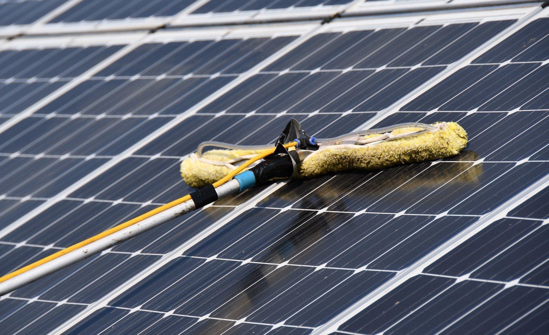 solar panel maintenance checklist