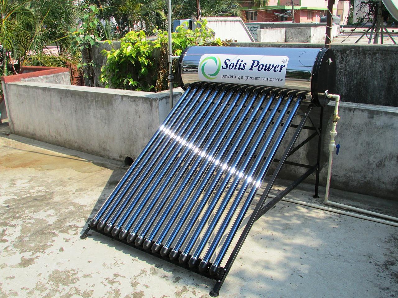 solar themal panel